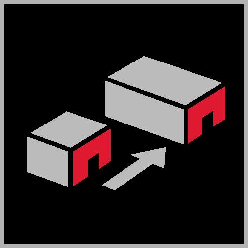 Icona per pagina Modifiche e ampliamenti