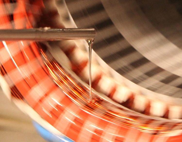 Impregnation machine Ring Line
