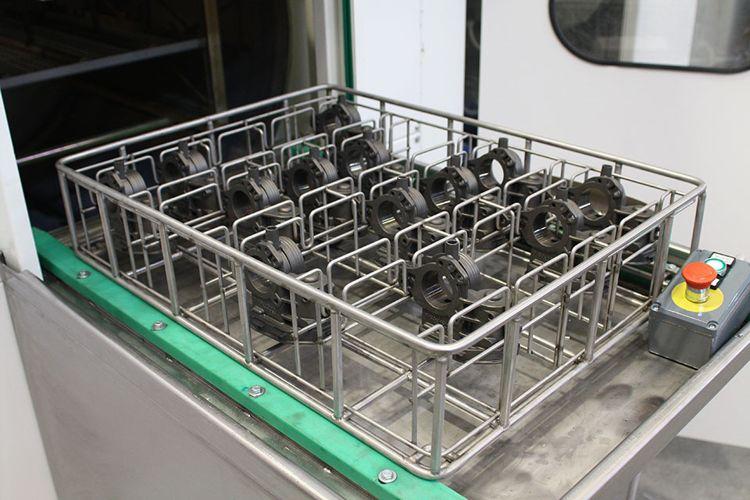 Impianto idrocinetico multi wash extreme