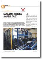 Copertina di Lavagem e Pintura Made in Italy